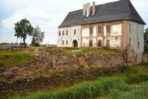 zamek w Mrągowie