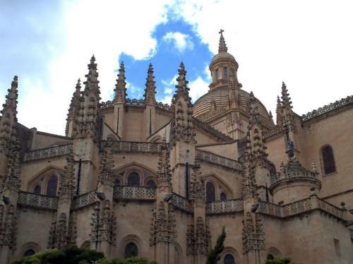 Pinakle katedry