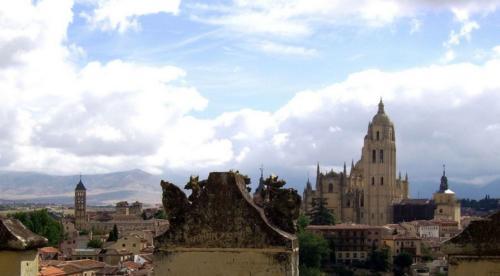 Widok z Torre