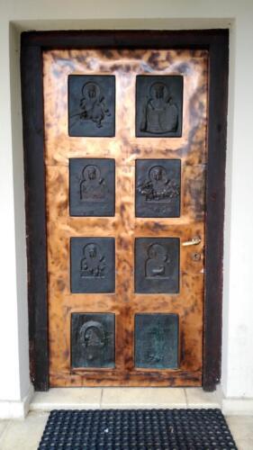kaplica matki bozej drzwi-foto r.frej