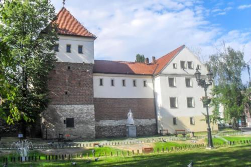 zamek-w-gliwicach